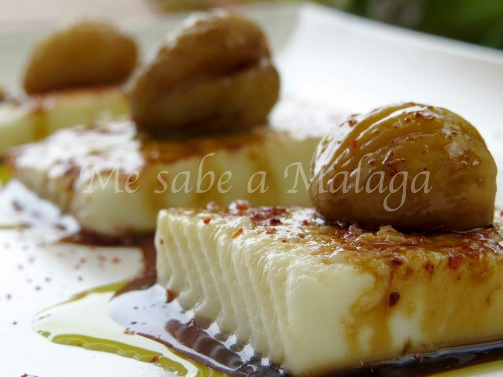 gastronomía málaga