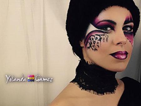 yolanda gamez maquillaje