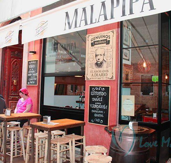 gastronomia malaga