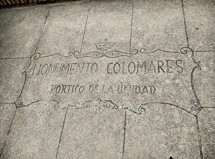 CASTILLO COLOMARES LOVE MALAGA