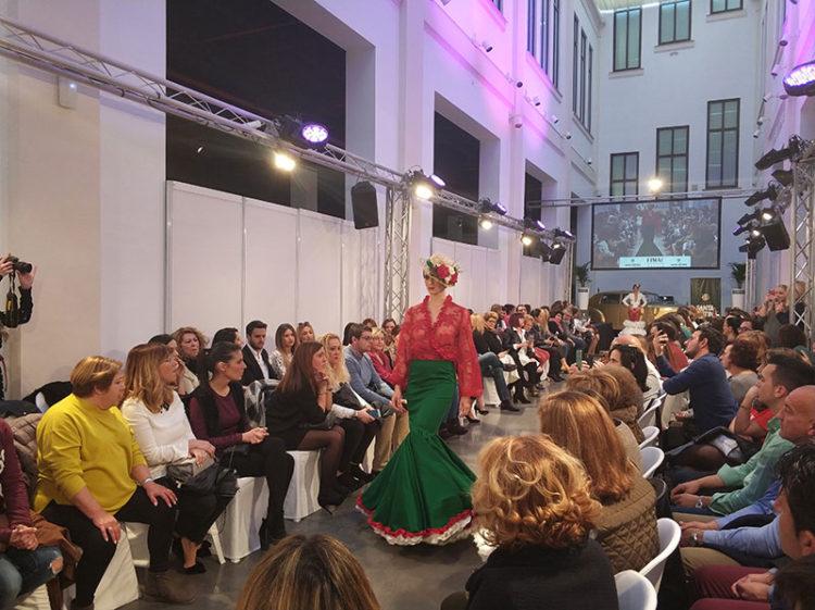 FIMAF: la pasarela flamenca que enamora Málaga