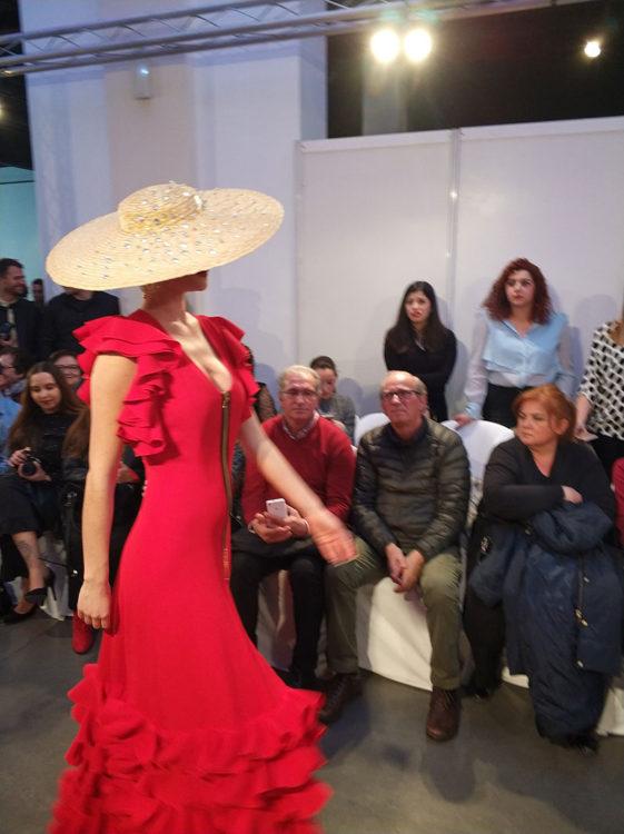 La periodista y actriz Carmen Moreno en el FIMAF