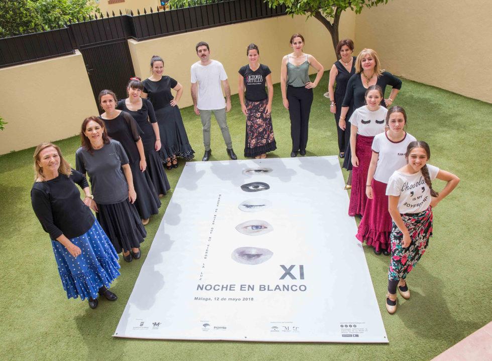 carmen moreno en masterclass flamenco victoria artillo